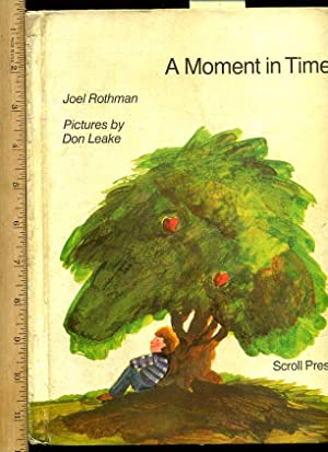A Moment in Time [Pictorial Children's Reader, Learning to Read, Skill Building, apple, ...