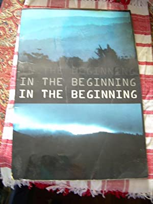 In the Beginning [oversized Pictorial Art Photography Companion to the Words of the book of Genesis...
