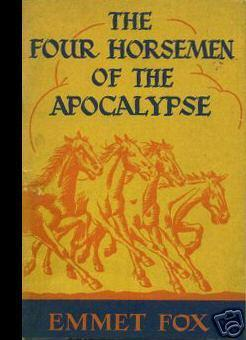 The Four / 4 Horsemen of the Apocalypse [religious Readings, Inspiration, Devotion, Study, ...