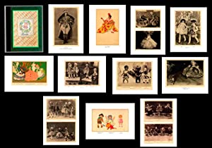 Lenci Catalog : 1927 / 1928 [Pictorial Sales Sample Catalogue of Dolls, Puppets, Toys for Sale...