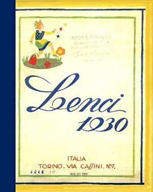 Lenci Catalog : 1930 [Pictorial Sales Sample Catalogue of Dolls, Puppets, Toys for Sale, Felt Doll ...