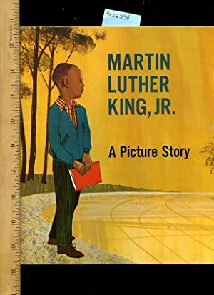 Martin Luther King Jr. : A Picture: Boone Jones, Margaret
