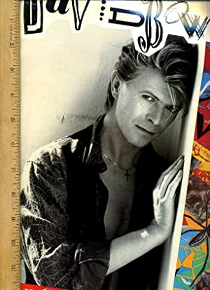 David Bowie : The Glass Spider Tour [pictorial Photo Biography of the World Tour, Songs, Lyrics, ...