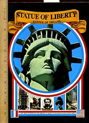 Statue of Liberty : Keeper of Dreams: Margo Nash /