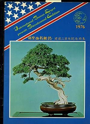 International Bonsai Digest Presents Bicentennial Edition : 1976 / Cover Tree: Junperus ...