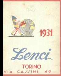1931 Lenci Catalog [Catalogue of Dolls, Mascots, Toys, Over 300 Items Pictured, Dudovich Doll ...