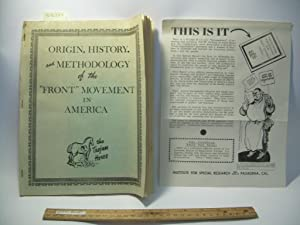 Origin History and Methodology of the Front Movement in America : The Trojan Horse [Doumentary of ...