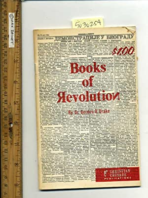 Books of Revolution [Christian Thoughts on Communist Ideals Infiltrating the US, Marxist ...