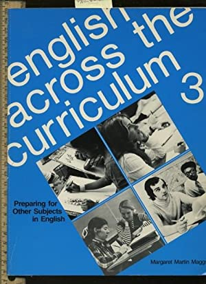 English Across the Curriculum Book 3 : Preparing for Other Subjects in English [fill in the Blanks ...