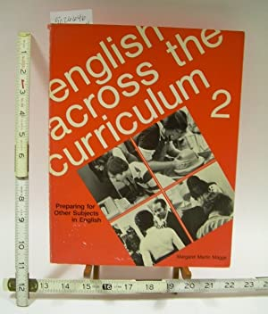 English Across the Curriculum Book 2 : Preparing for Other Subjects in English [fill in the Blanks ...