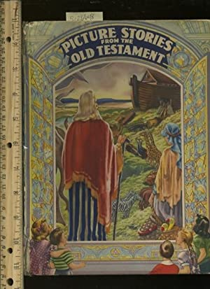 Picture Stories from the Old Testament [Pictorial Children's Reader, Learning to Read, ...