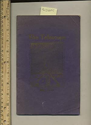 The Telescope : Vol 1 May 1915 Number 7 [includes Photos and Details of the School, Events, ...