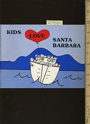 Cottage Children's Center : Kids Love Santa Barbara [California Tourist Guide with Kids ...