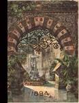 Almanac for 1894: G. G. Green / August Flower / German Syrup / Van Ingen, Snyder