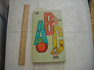 A Golden Sturdy Book of A B C [Pictorial Children's Reader, Learning to Read, Skill building]:...