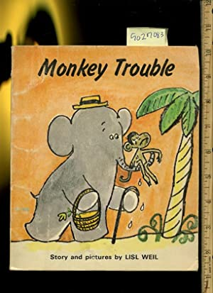 Monkey Trouble [Pictorial Children's Reader, Learning to Read, Skill building]: Story and ...