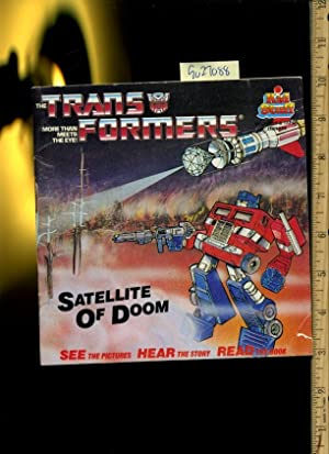 The Transformers / Trans Formers : More Than Meets the Eye : Satellite Doom [Pictorial ...