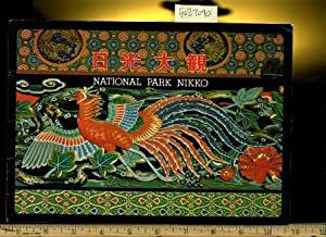 National Park Nikko : An Introduction to: Anonymous