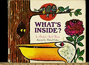 What's Inside [Pictorial Children's Reader, Learning to Read, Skill Building, and ...