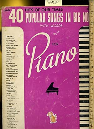 Leeds 40 / Forty Popular Songs in: Leeds Music Corporation