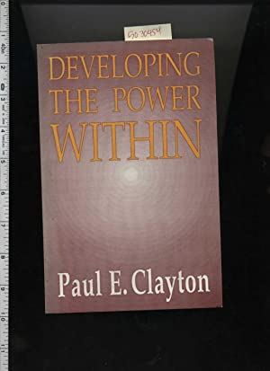 Developing the Power Within [self help, Self actualization, Psychology, Thought and Thinking ...