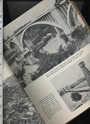 The Story of Minneapolis in Pictures : 1954 Edition : City of Lakes and Parks Industray and ...