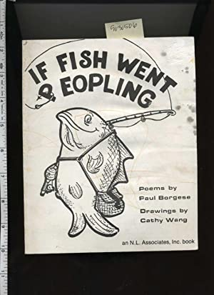 If Fish Went Peopling [Pictorial Children's Reader, Learning to Read, Skill Building, Poetry, ...
