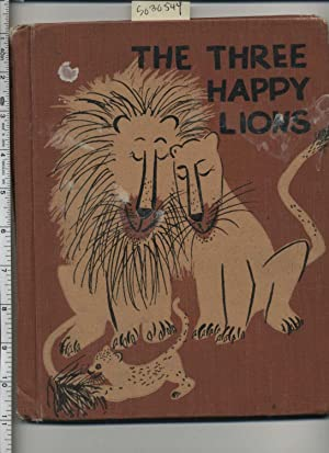 The Three Happy Lions [Pictorial Children's Reader, Learning to Read, Skill building]: Louise ...