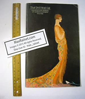 That Red Head Gal : Fashions Adn Designs of Gordon Conway 1916 to 1936 [American Institute of ...