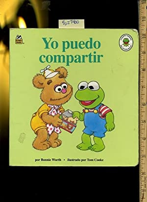 You Puedo Compartir : a Muppet Babies Big Steps Book [Pictorial Children's Reader, Learning to...