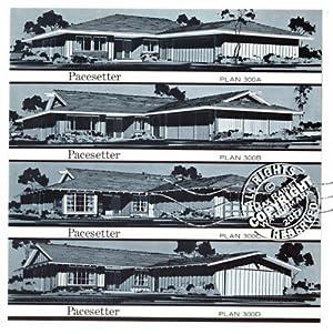 Ventura Keys By Pacesetter Homes (Subdivision Model Homes Brochure for Harbor Area in Ventura ...