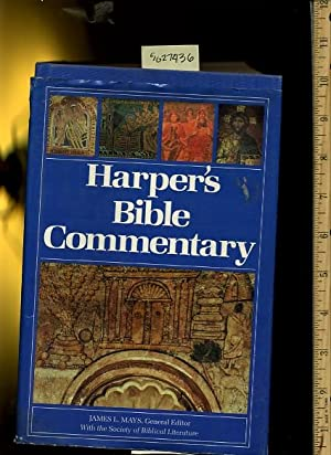 Harper's Bible Commentary: James L. Mays / Society of Biblical Literature / Joseph Blenkinsopp...