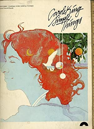 Carole King : Simple Things [pictorial Songbook, Sheet Music, Piano, Vocal, Guitar chords]: Carole ...