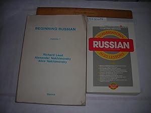 Russian : Conversational Russian in 20 Lessons: Alfred Senn /