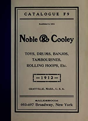 Noble and Cooley Catalogue F9 : 1912: Noble and Cooley