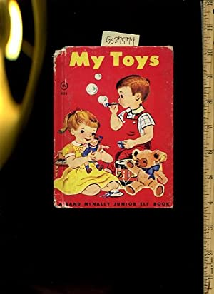 My Toys : a Rand McNally Junior: Augusta Goldin /