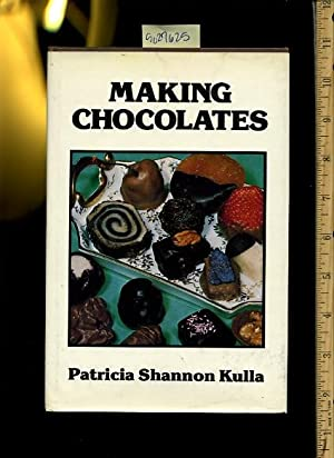 Making Chocolates [ Candy confectioners, Confections, sweets, Fudge, Fondant, Creams Caramels, ...