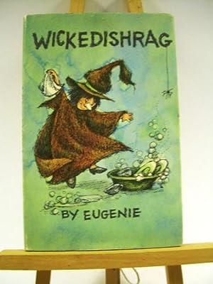 Wickedishrag / Wicked dish Rag / Wickedish: Eugenie