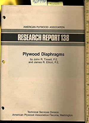 American Plywood Association : Research Report 138: John R. Tissell