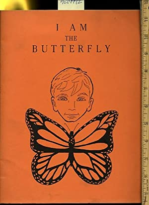 I am the Butterfly [metaphysics, Science of Mind Philosophy, a Coloring book for children]: Victor ...