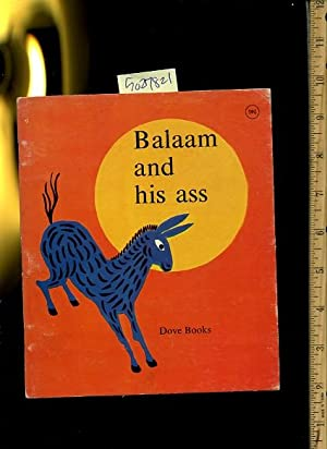 Balaam and His Ass [Pictorial Children's Reader, Learning to Read, Skill Building, Story of ...