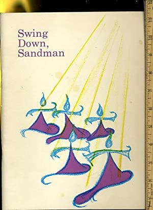 Swing Down Sandman : Color and Contemplate [coloring and Poetry, songs book for Children, ...