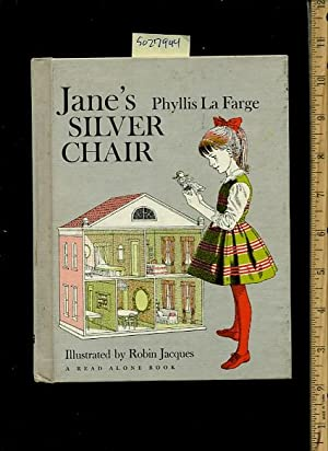 Jane's Silver Chair : a Read Alone Book [Pictorial Children's Reader, Learning to Read, ...