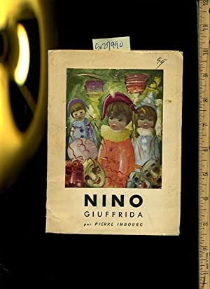 Nino Giuffrida : Peintre d'Enfants : Artistes : Collection De L'actualite Artistique ...