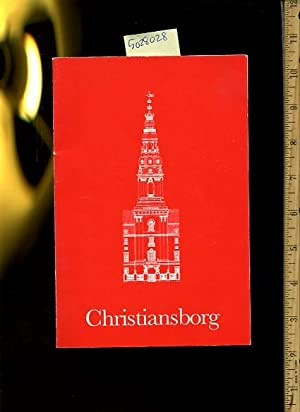 Christinansborg : From Absalon's Castle to the Third / 3rd Christianborg [pictorial Souvenir ...