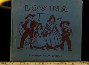 Lovina : a Story of the Pennsylvania Country [Pictorial Children's Reader, Learning to Read, ...