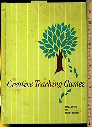 Creative Teaching Games [ideal for Teachers, parents and leaders Trying to Entertain Kids, Children...