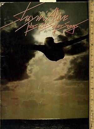 Stayin Alife Plus 24 Super Songs [songbook, Hits, Sheet Music, Jimmy Buffett, Robert Palmer, Eric ...