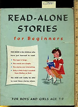 Read Alone Stories for Beginners [Pictorial Children's Reader, Learning to Read, Skill ...