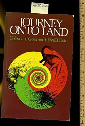 Journey onto Land [Critical / Practical Study: Goin, Coleman Jett